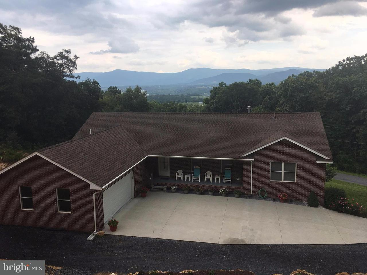 Single Family for Sale at 511 Panorama View Dr Stanley, Virginia 22851 United States