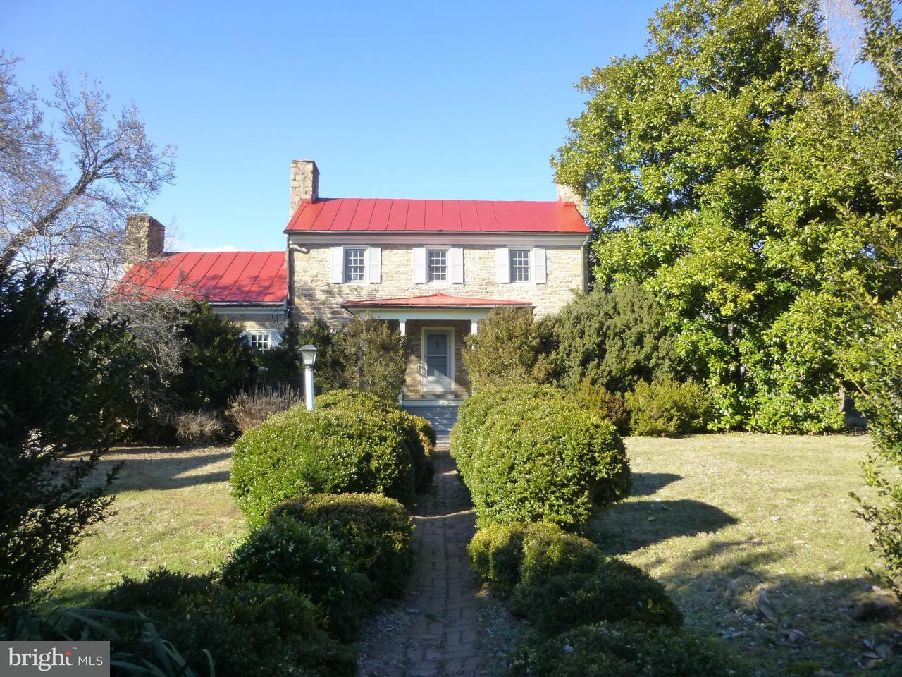 Einfamilienhaus für Verkauf beim 437 Yancey Road 437 Yancey Road Woodville, Virginia 22749 Vereinigte Staaten