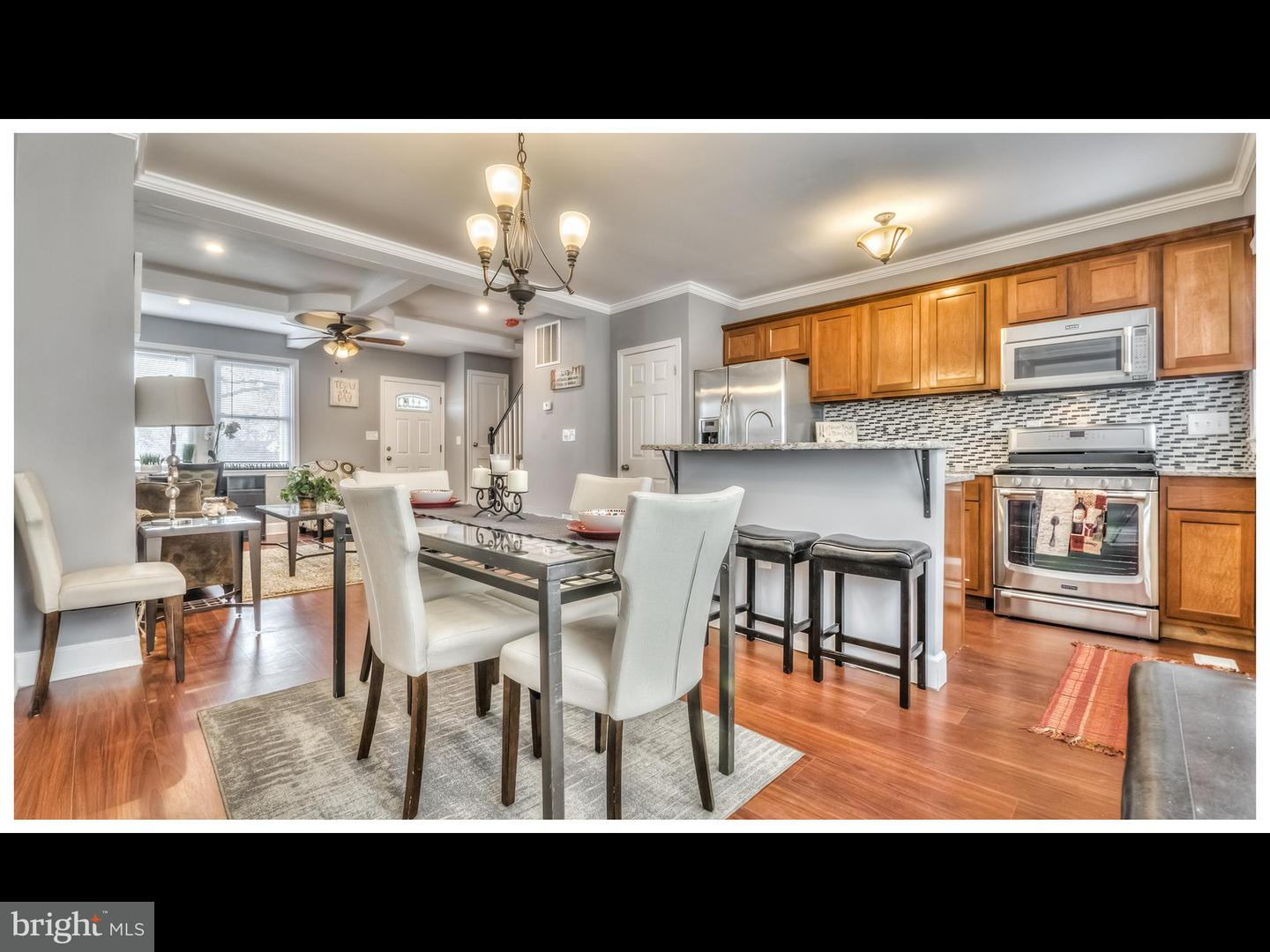 Single Family for Sale at 948 North Hill Rd Baltimore, Maryland 21218 United States