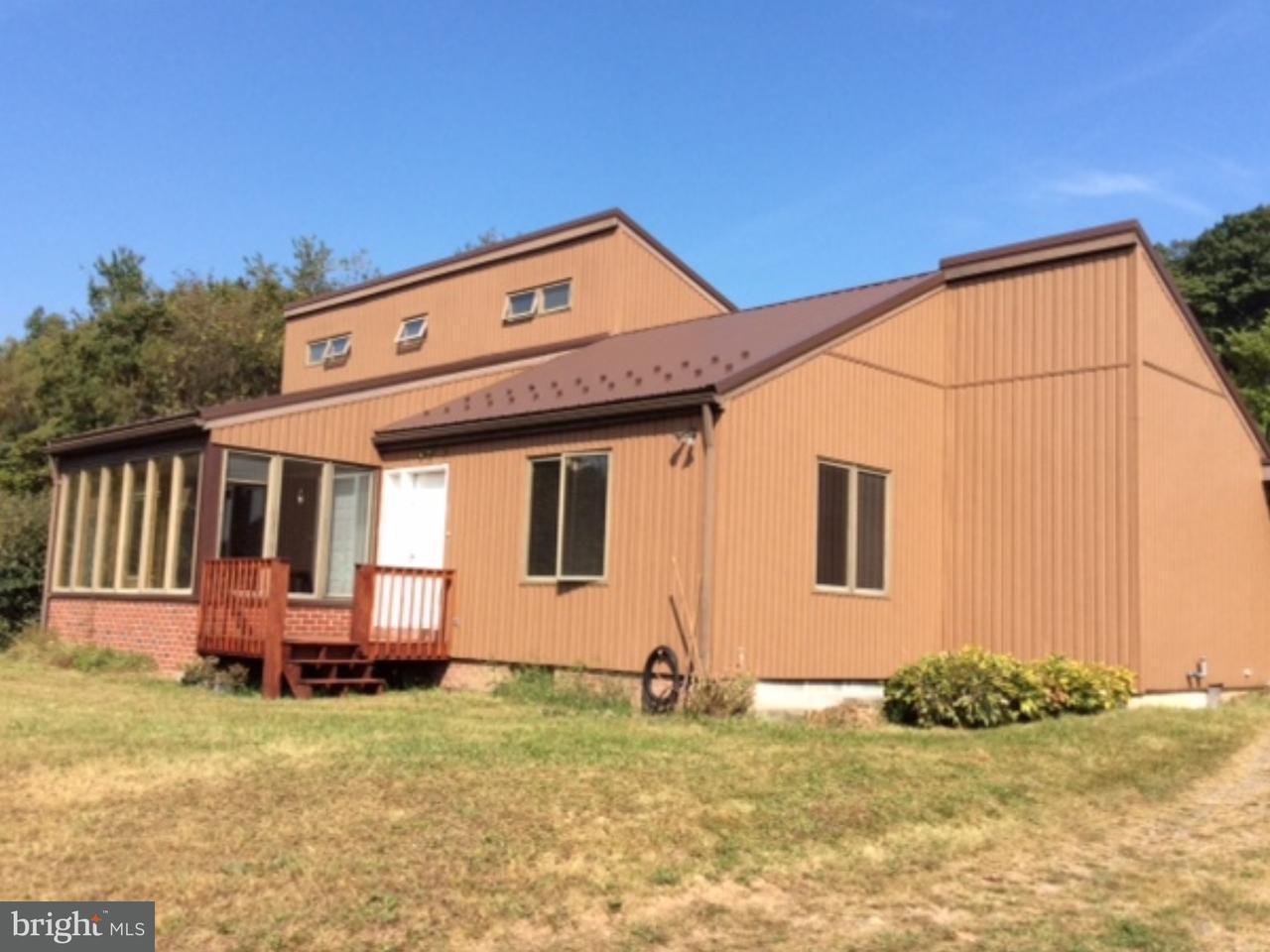 独户住宅 为 销售 在 134 SPARROW Lane Pottsville, 宾夕法尼亚州 17901 美国
