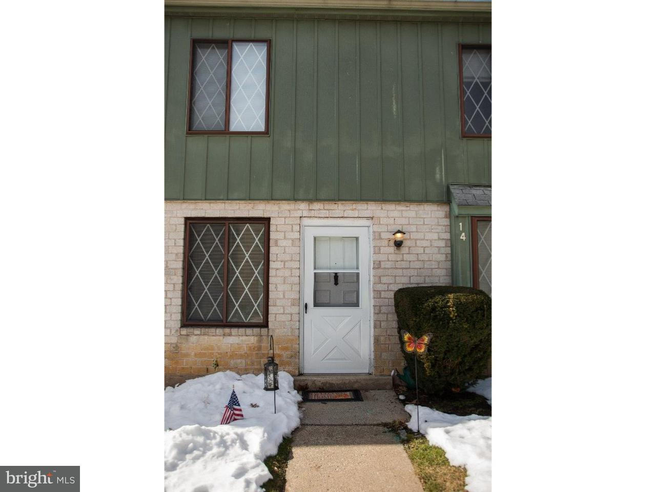 Maison accolée pour l à louer à 5200 HILLTOP DR #J14 Brookhaven, Pennsylvanie 19015 États-Unis