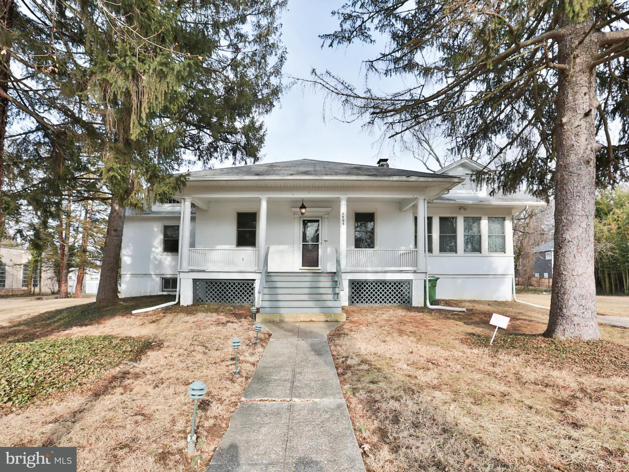 Single Family for Sale at 6205 Lincoln Ave Baltimore, Maryland 21209 United States