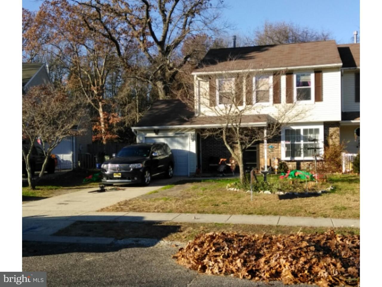 Radhus för Försäljning vid 128 SHORELINE Drive Atco, New Jersey 08004 Usa