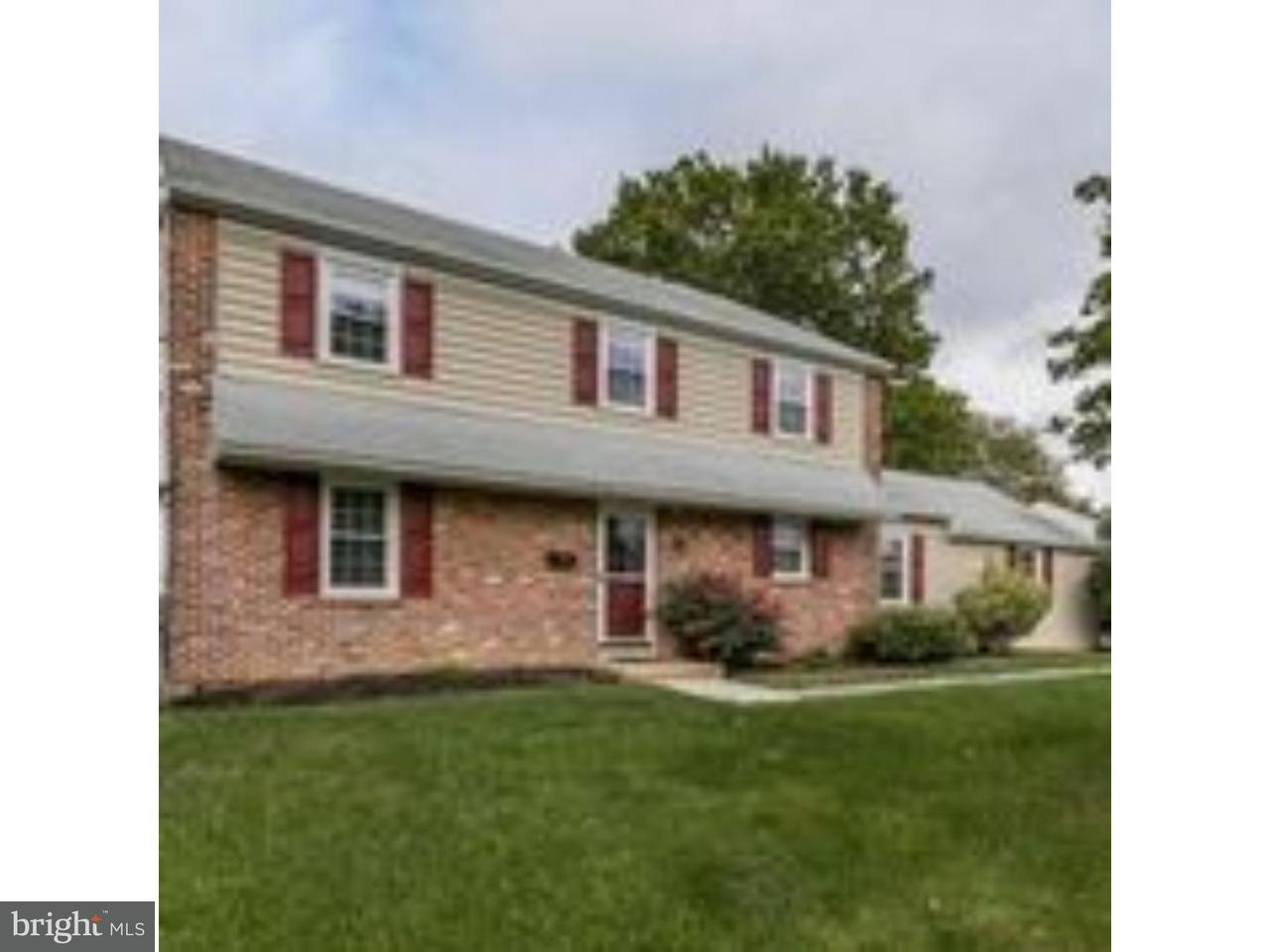 Single Family Home for Rent at 503 SUNSET Drive Downingtown, Pennsylvania 19335 United States