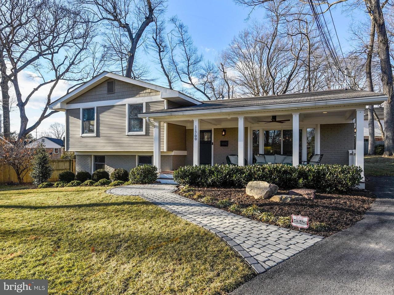 Single Family Home for Sale at 11700 Devilwood Court 11700 Devilwood Court Potomac, Maryland 20854 United States