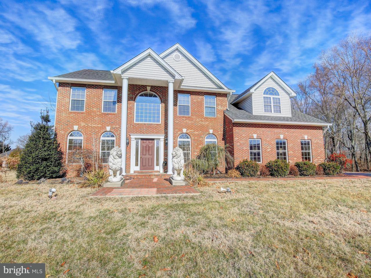 Casa Unifamiliar por un Venta en 8300 Megan Lane 8300 Megan Lane Port Tobacco, Maryland 20677 Estados Unidos