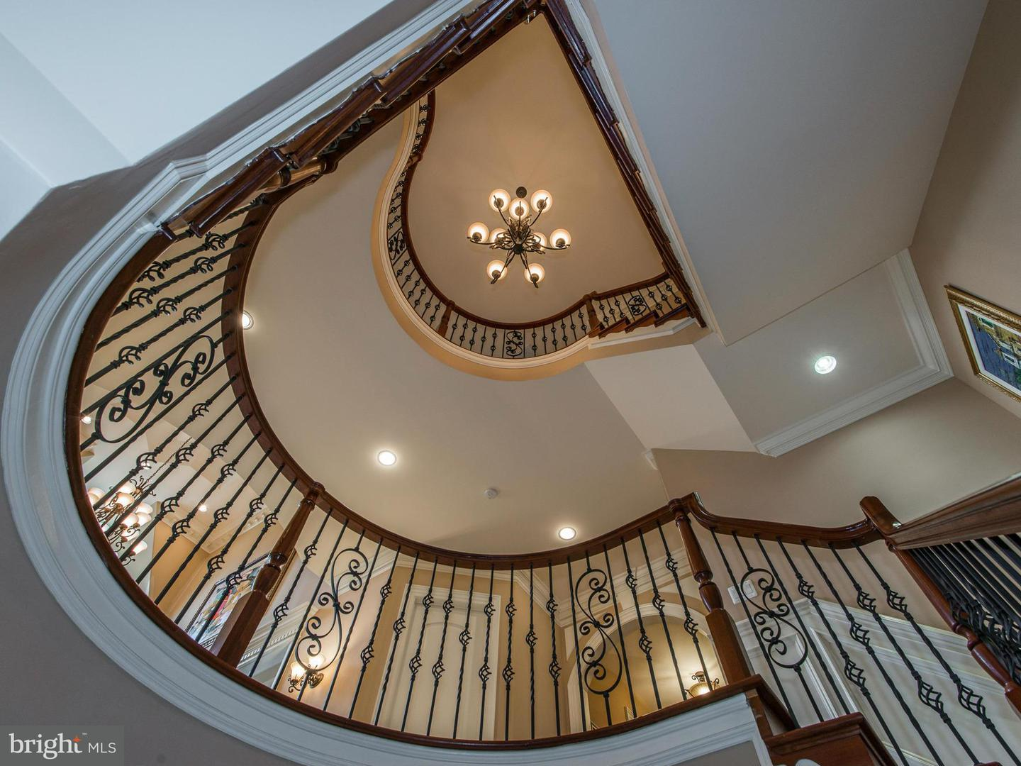 Photo of home for sale at 8408 Sparger Street, Mclean VA