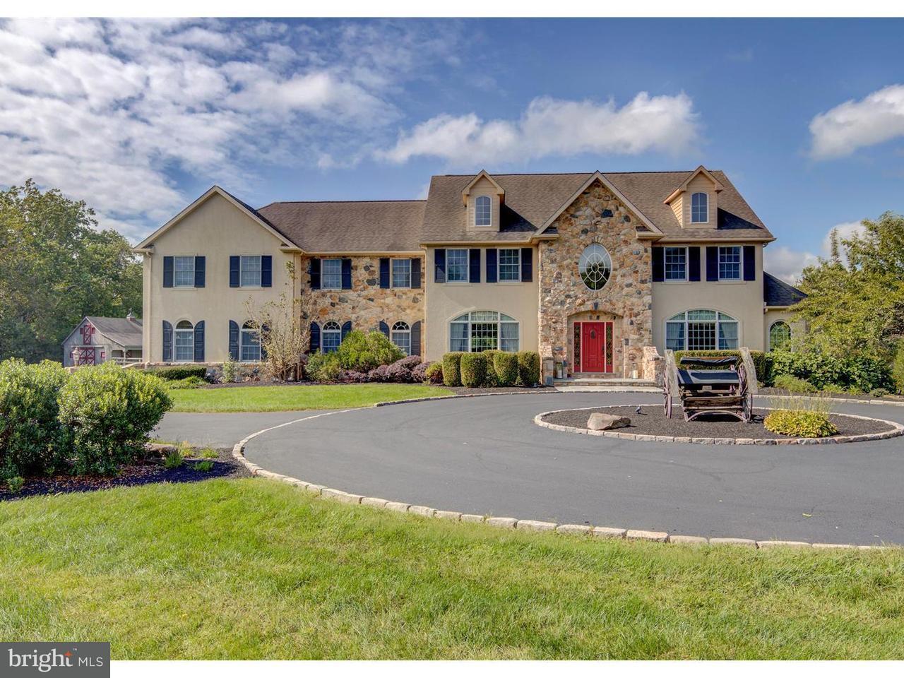 Частный односемейный дом для того Продажа на 104 SAWMILL Road Landenberg, Пенсильвания 19350 Соединенные Штаты