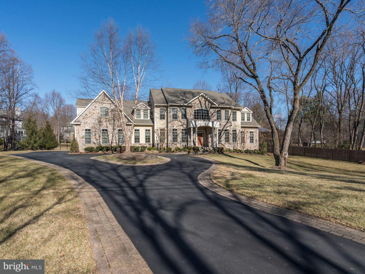 Single Family Home for Sale at 11119 Fawsett Road 11119 Fawsett Road Potomac, Maryland 20854 United States
