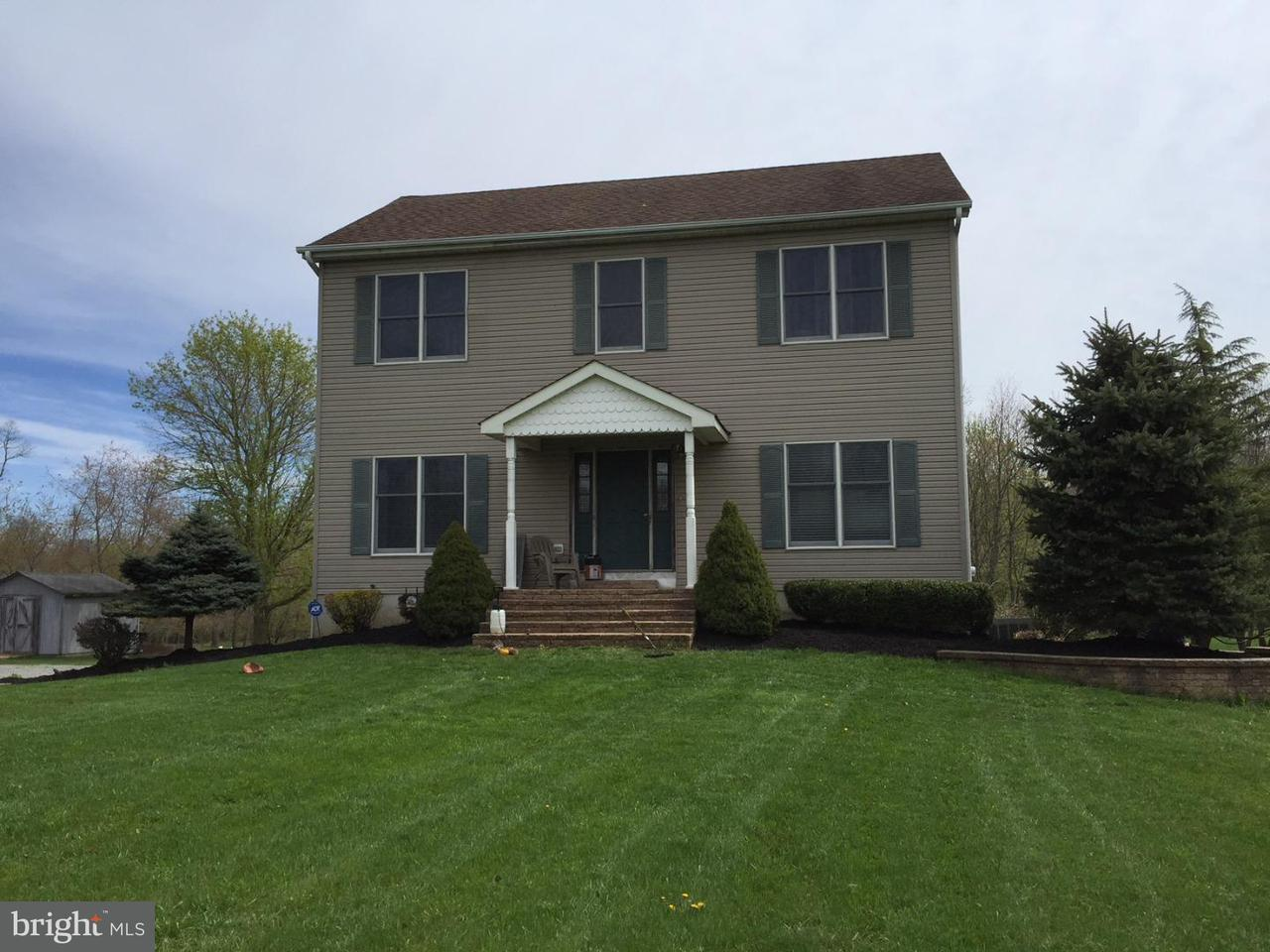 Single Family Home for Rent at 529 PROVINCE LINE Road Allentown, New Jersey 08501 United StatesMunicipality: Upper Freehold Township