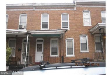 Single Family for Sale at 14 Abington Ave Baltimore, Maryland 21229 United States