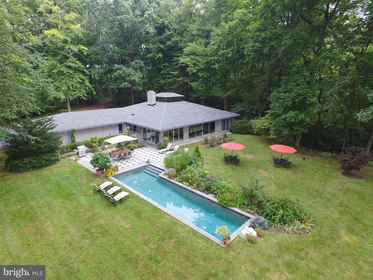 Single Family Home for Sale at 35 RAVEN ROCK Road Rosemont, New Jersey 08559 United StatesMunicipality: Delaware Township