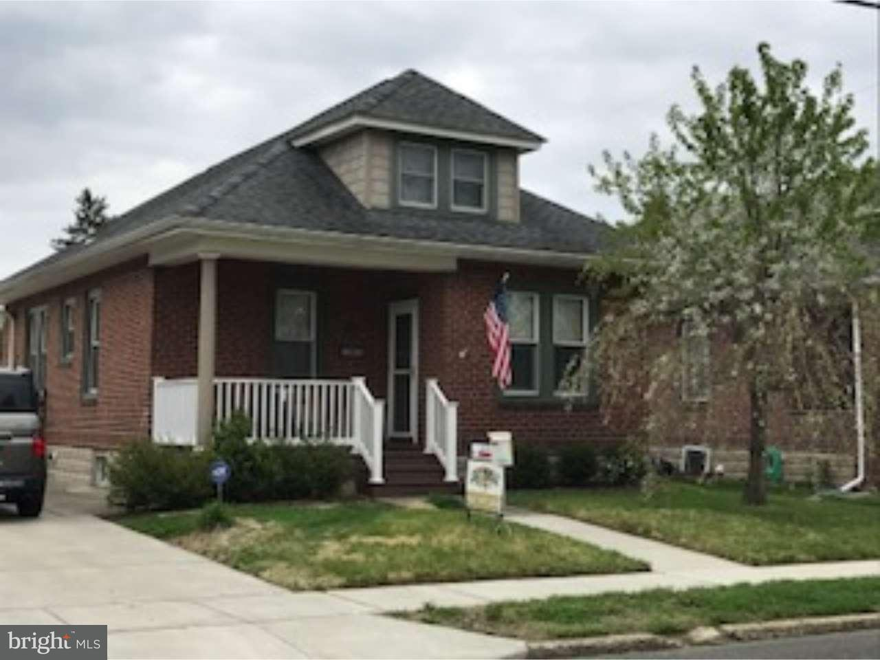 Частный односемейный дом для того Продажа на 36 WHITE Avenue Mount Ephraim, Нью-Джерси 08059 Соединенные Штаты