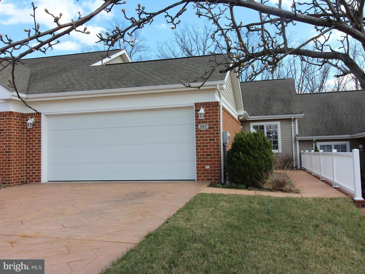 Other Residential for Rent at 192 Stony Pointe Way Strasburg, Virginia 22657 United States