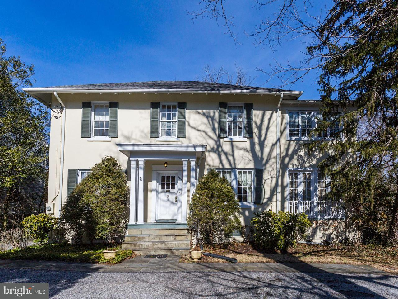 Single Family Home for Sale at 3615 Raymond Street 3615 Raymond Street Chevy Chase, Maryland 20815 United States
