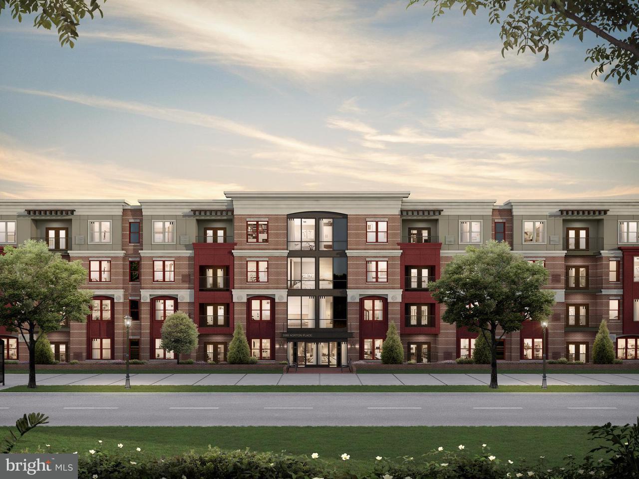 共管式独立产权公寓 为 销售 在 3989 Norton Pl #207 3989 Norton Pl #207 Fairfax, 弗吉尼亚州 22030 美国