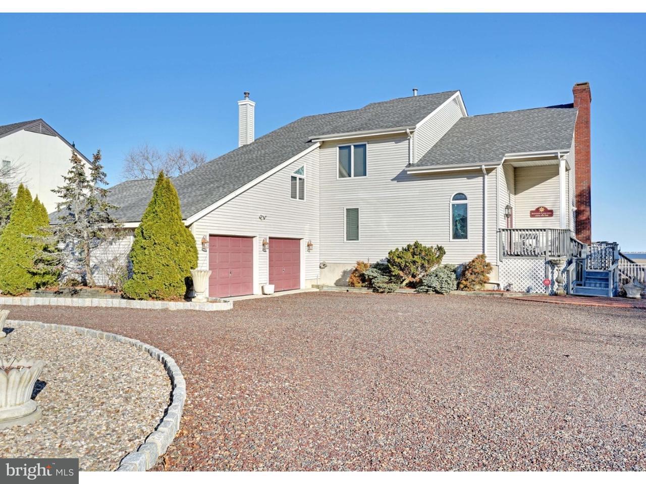 独户住宅 为 销售 在 408 BURNING TREE BLVD 阿布西肯, 新泽西州 08201 美国
