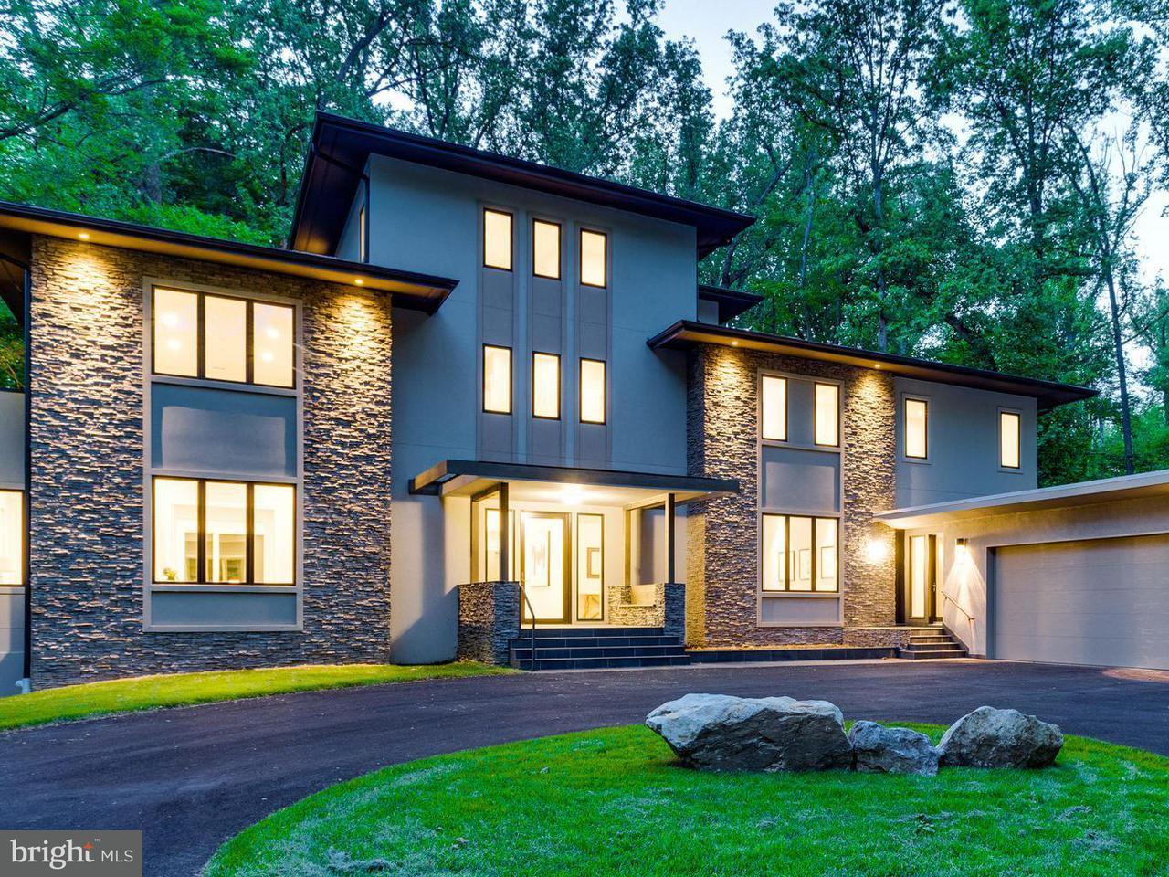Single Family Home for Sale at 8920 Burdette Road 8920 Burdette Road Bethesda, Maryland 20817 United States