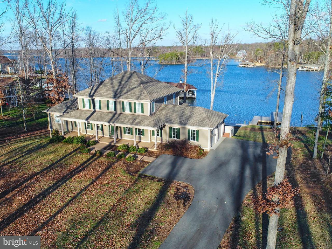Einfamilienhaus für Verkauf beim 568 Ark Avenue 568 Ark Avenue Bumpass, Virginia 23024 Vereinigte Staaten