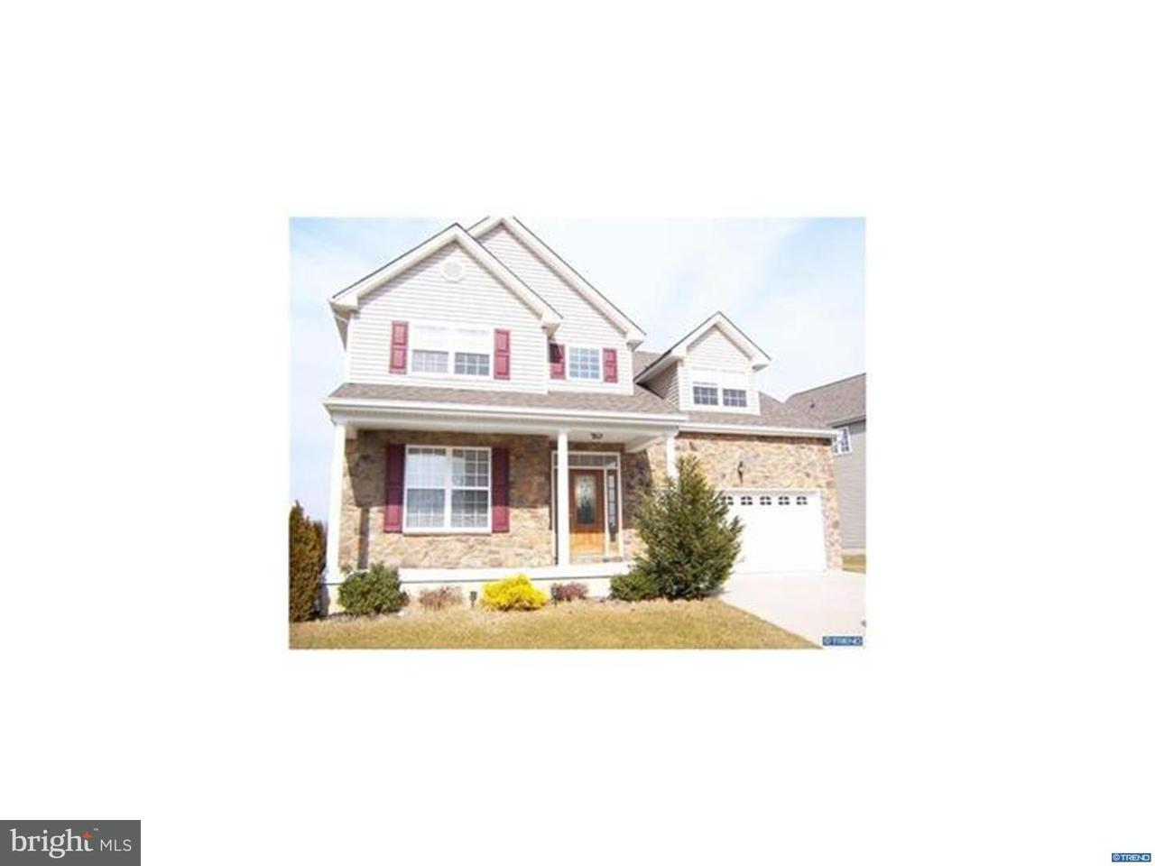 Single Family Home for Rent at 113 ROSEMARY Court Bear, Delaware 19701 United States
