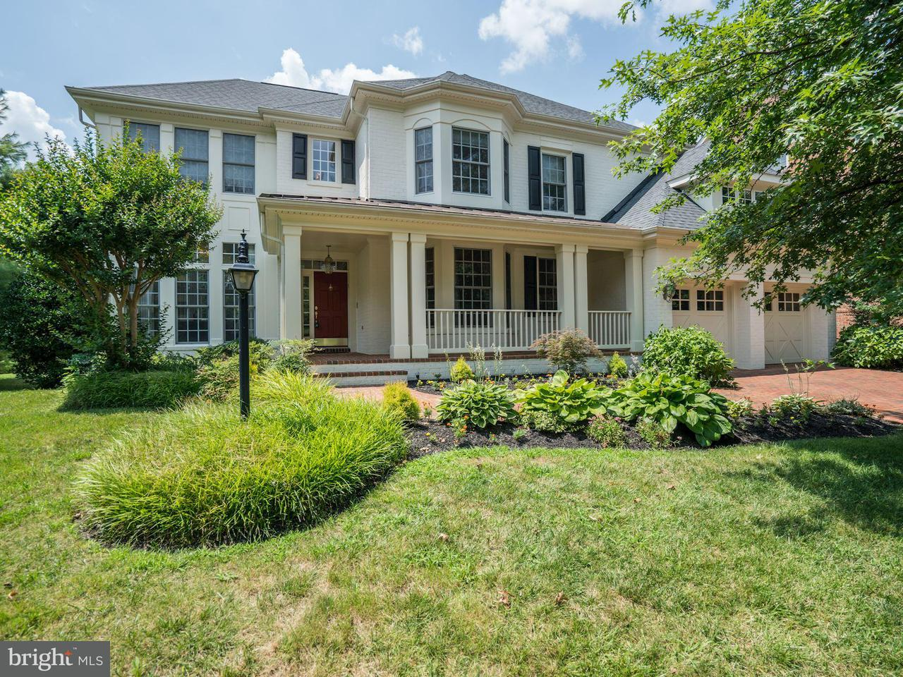 Single Family Home for Sale at 3507 Schuerman House Drive 3507 Schuerman House Drive Fairfax, Virginia 22031 United States