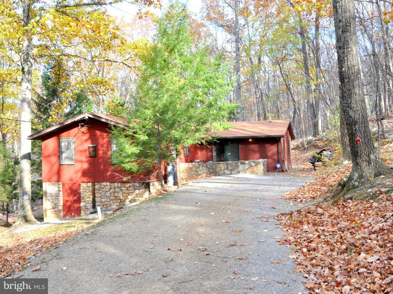 Single Family for Sale at 645 Tuscarora Trl Berkeley Springs, West Virginia 25411 United States