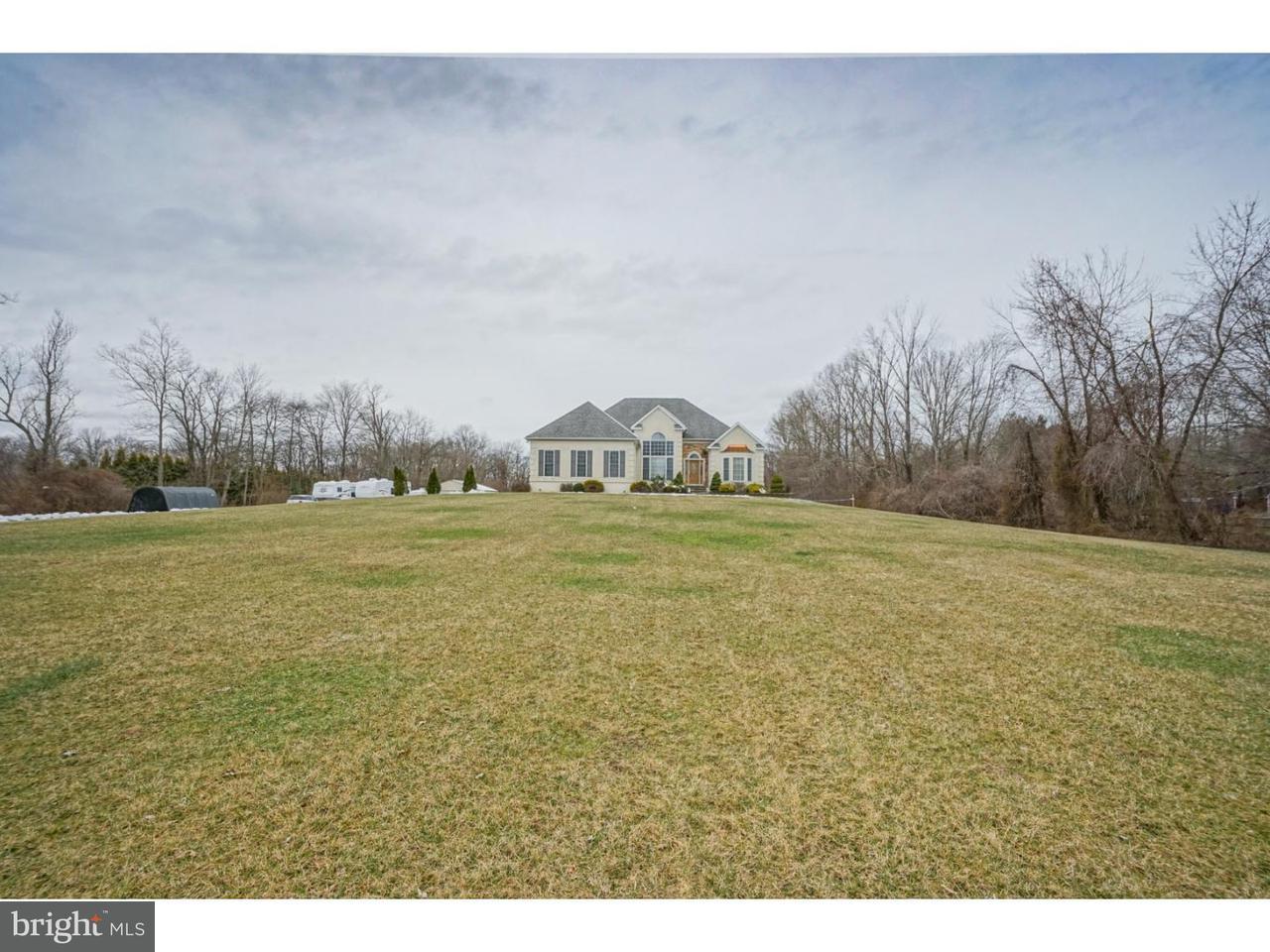 Частный односемейный дом для того Продажа на 1261 JACKSONVILLE SMITHVILLE Bordentown, Нью-Джерси 08060 Соединенные Штаты