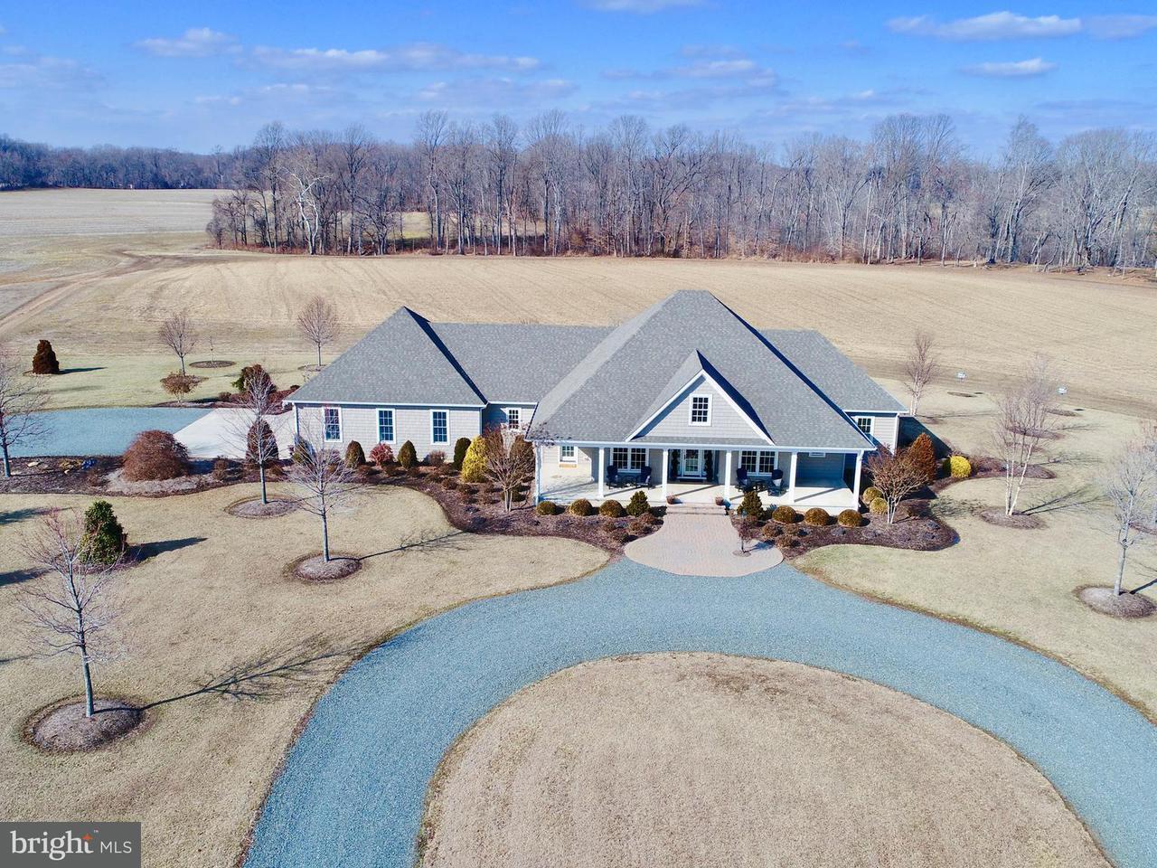 Ferme pour l Vente à 26360 Lambs Meadow Road 26360 Lambs Meadow Road Worton, Maryland 21678 États-Unis