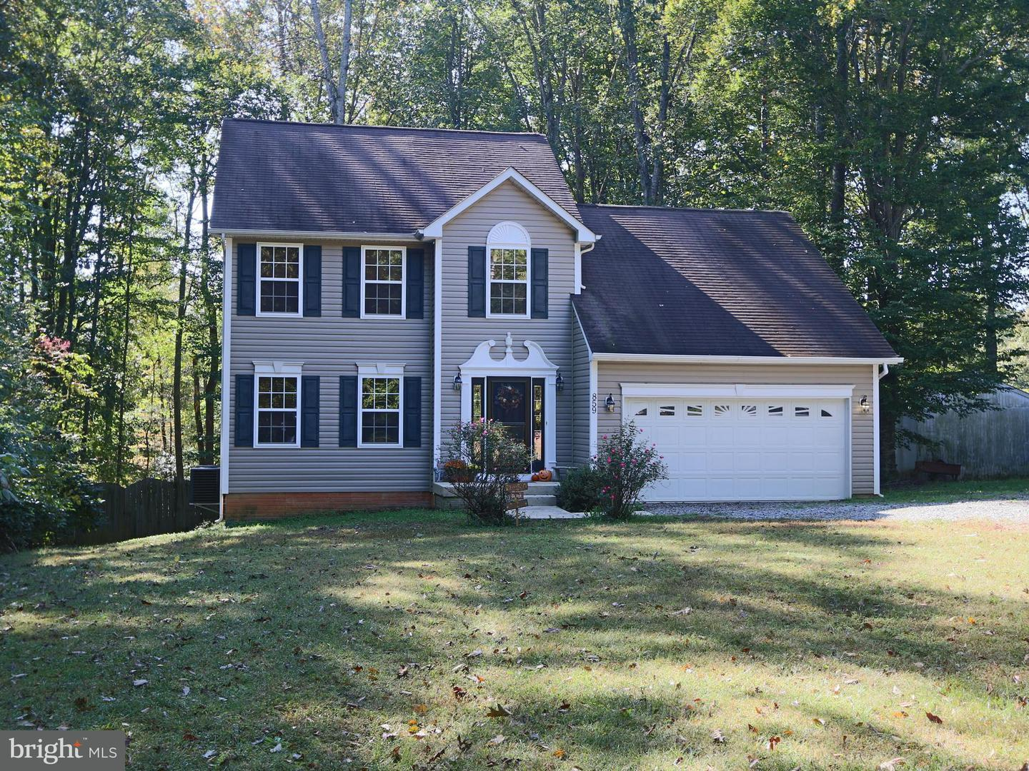 Other Residential for Rent at 859 Campers Ln Ruther Glen, Virginia 22546 United States