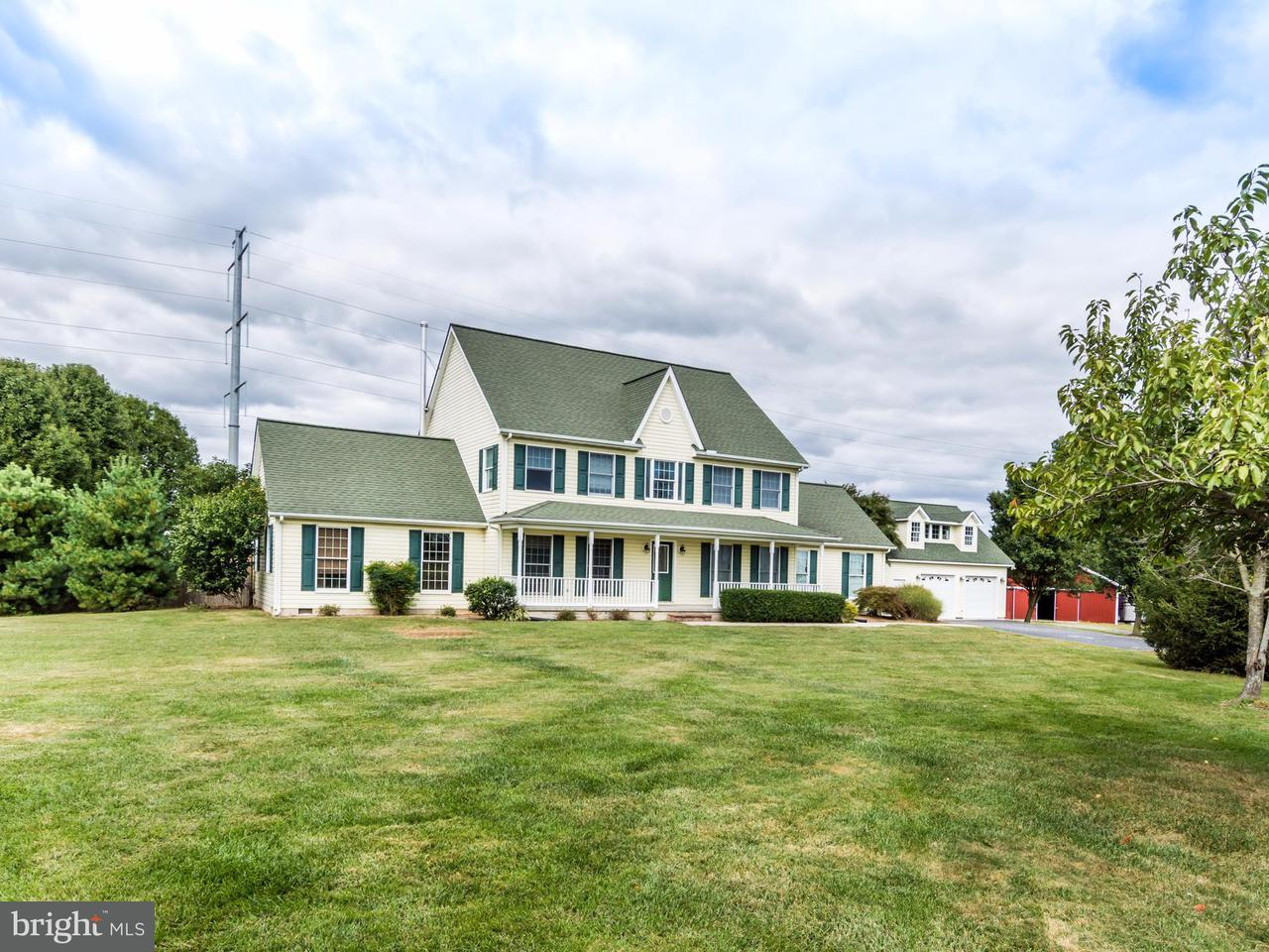 Farm for Sale at 761 Pondtown Rd Sudlersville, Maryland 21668 United States