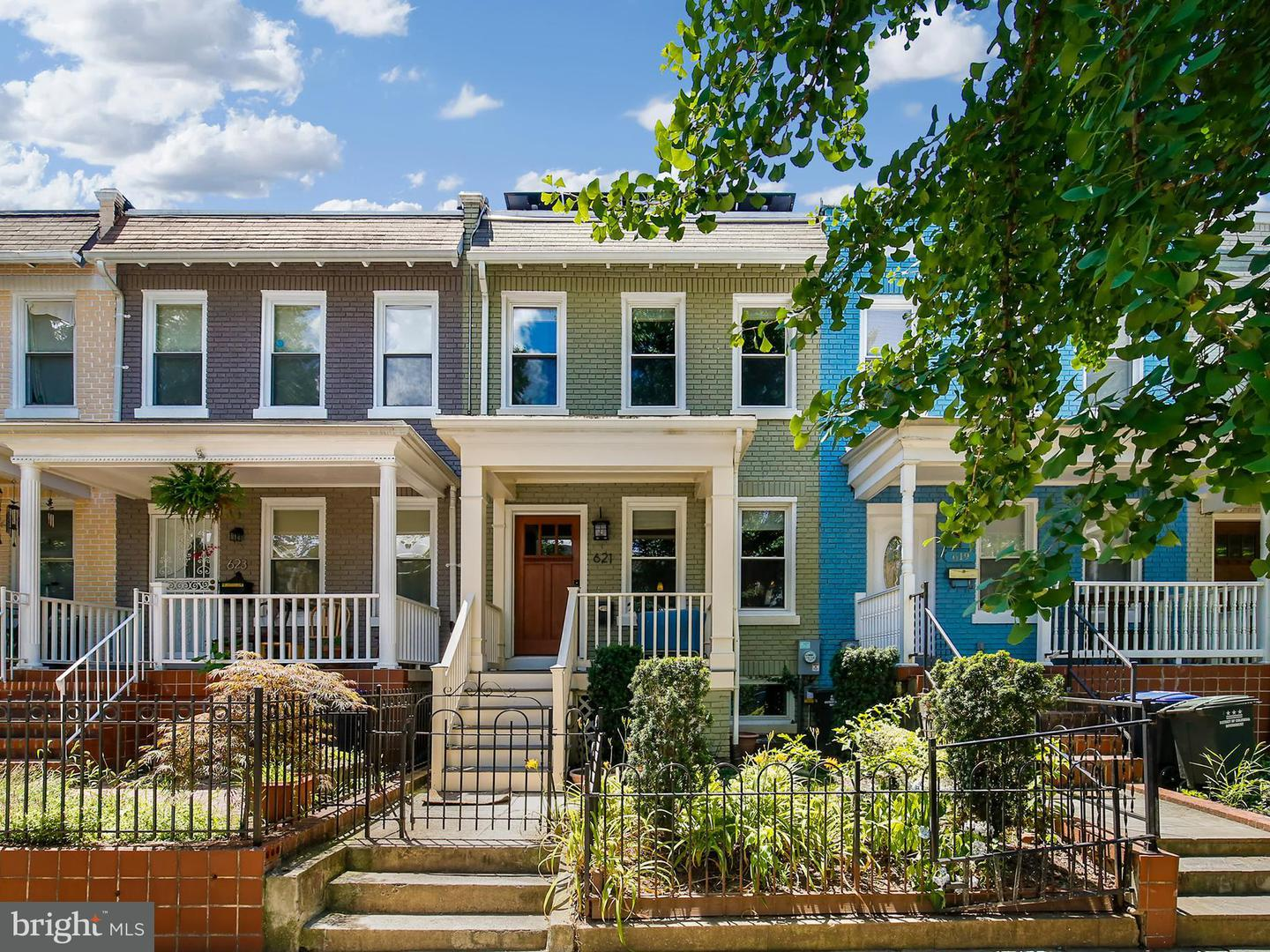 Single Family for Sale at 621 Orleans Pl NE Washington, District Of Columbia 20002 United States