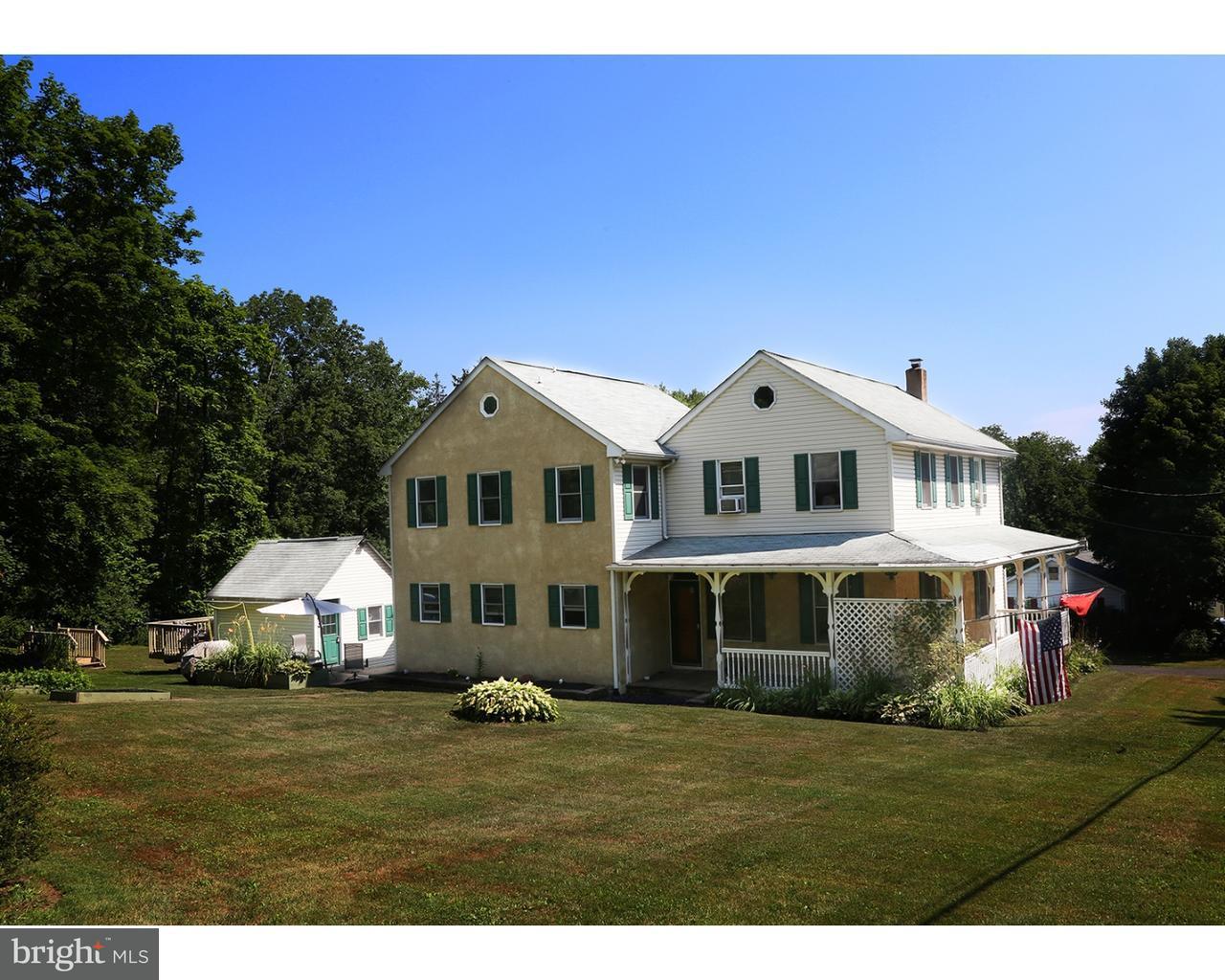 Casa Unifamiliar por un Venta en 1400 SLEEPY HOLLOW Road Pennsburg, Pennsylvania 18073 Estados Unidos