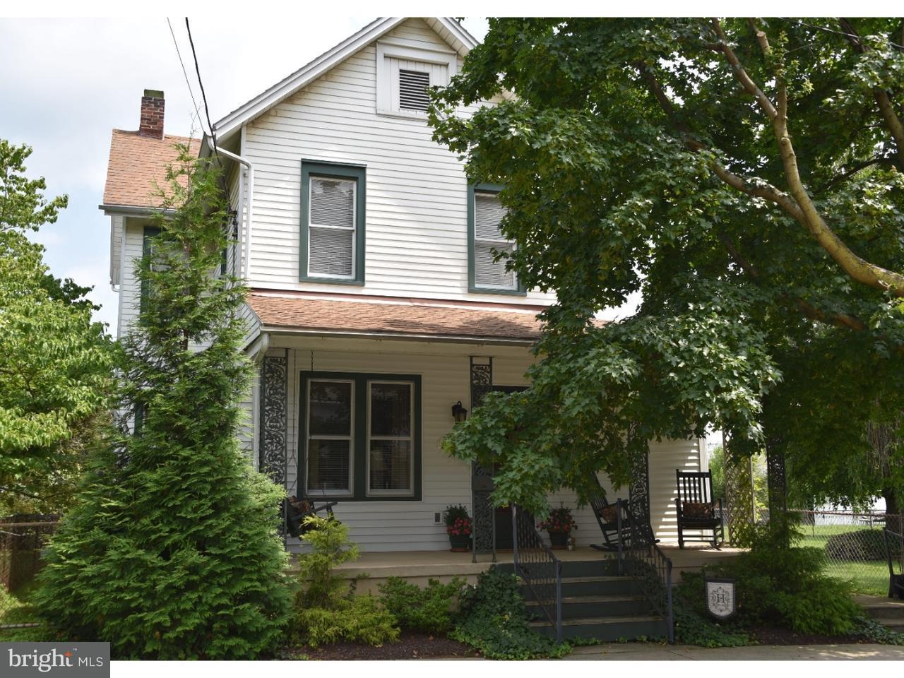 Maison unifamiliale pour l Vente à 215 W PENN Avenue Robesonia, Pennsylvanie 19551 États-Unis