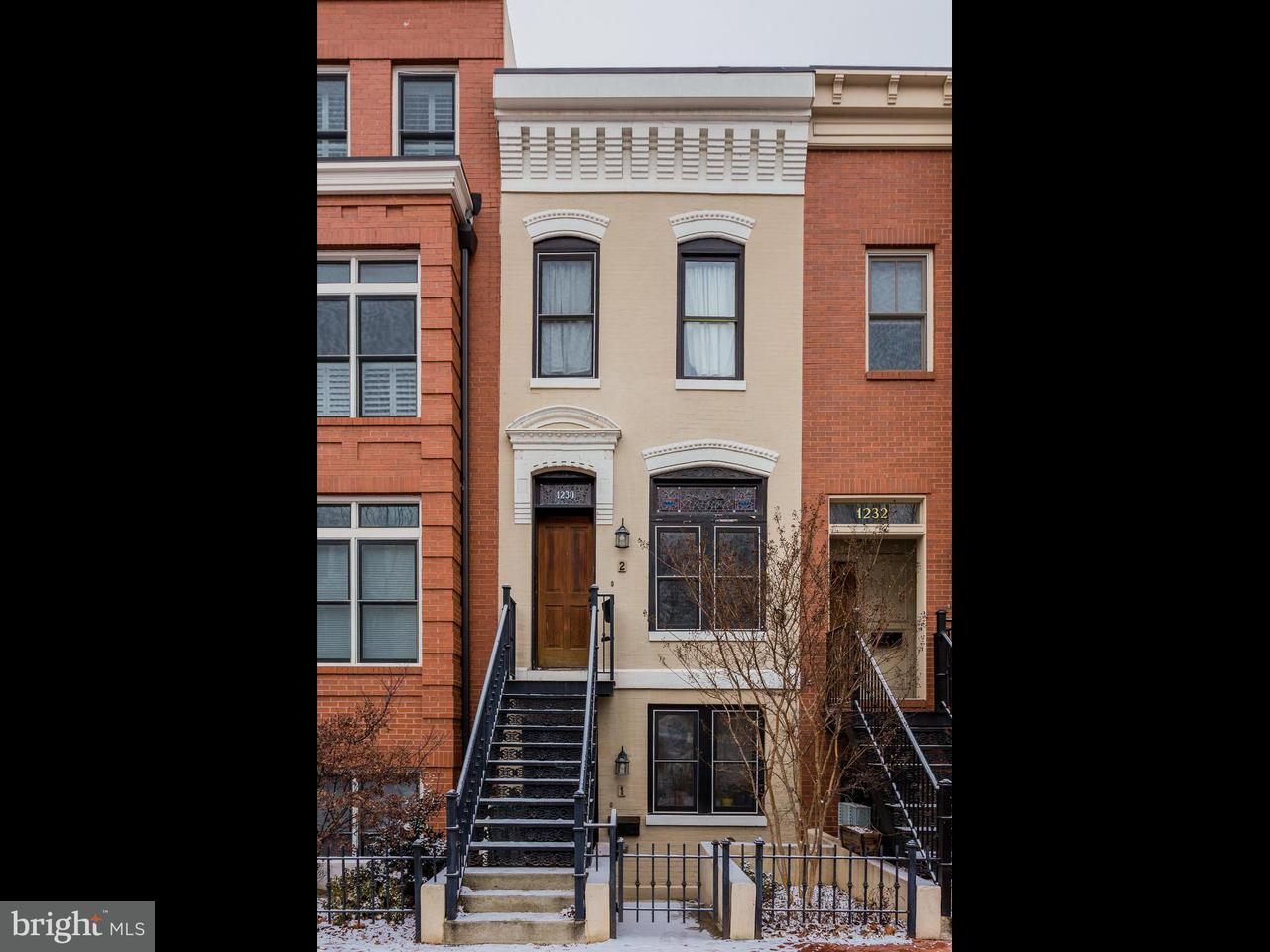 Other Residential for Rent at 1230 4th St NW #2 Washington, District Of Columbia 20001 United States
