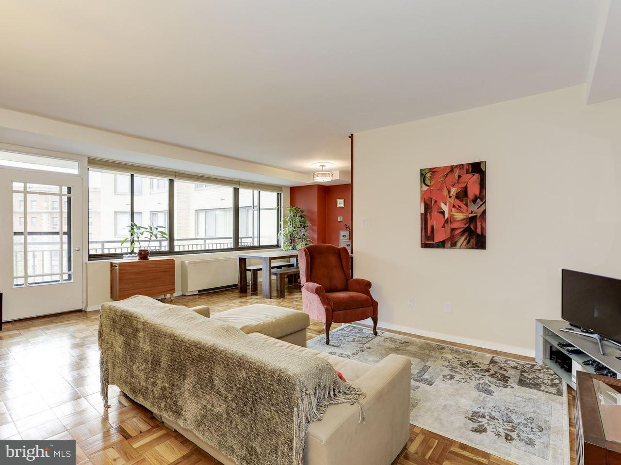 Additional photo for property listing at 4740 Connecticut Ave NW #713  Washington, District Of Columbia 20008 United States