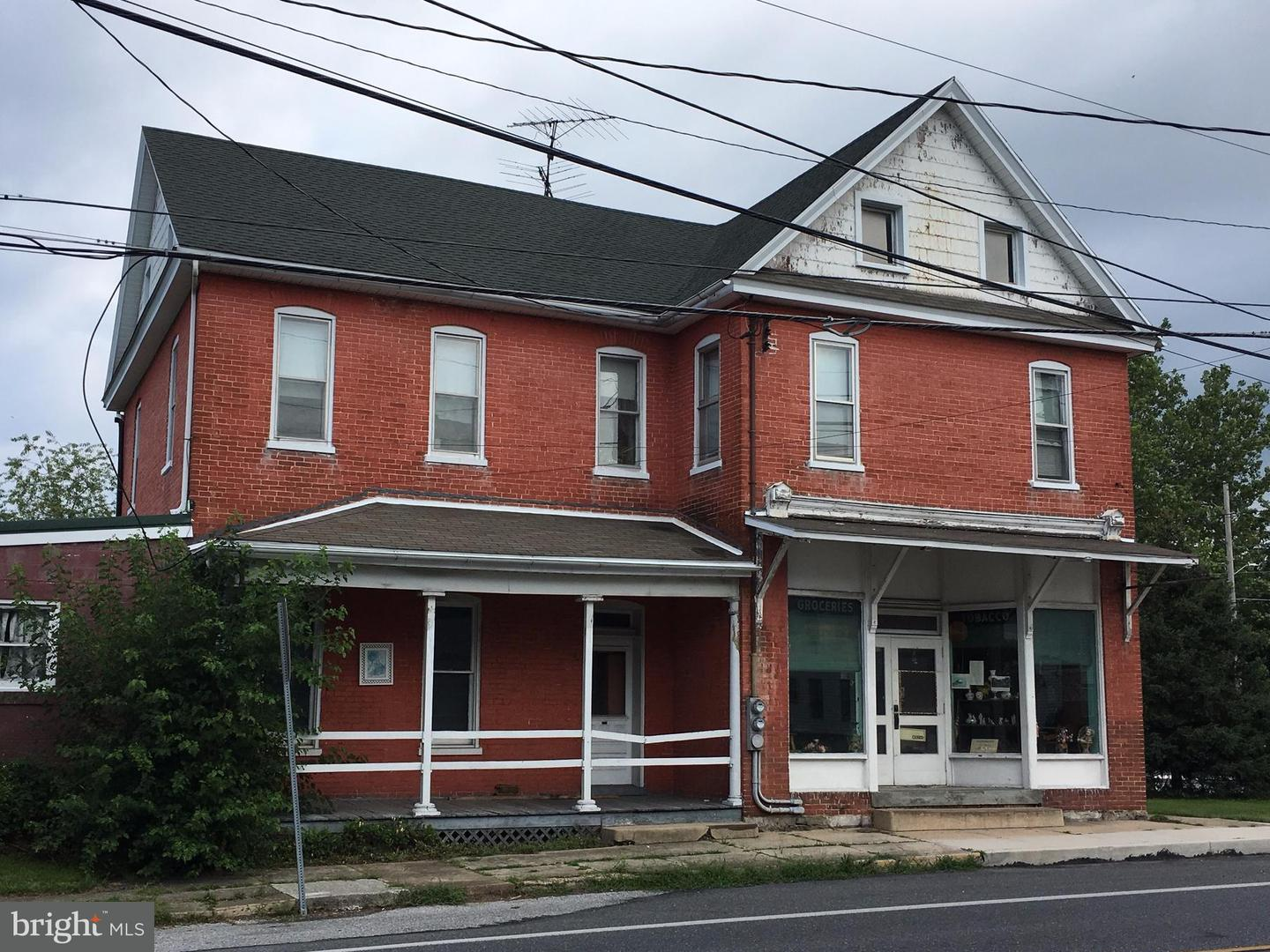 Commercial for Sale at 6 Main St S Mont Alto, Pennsylvania 17237 United States