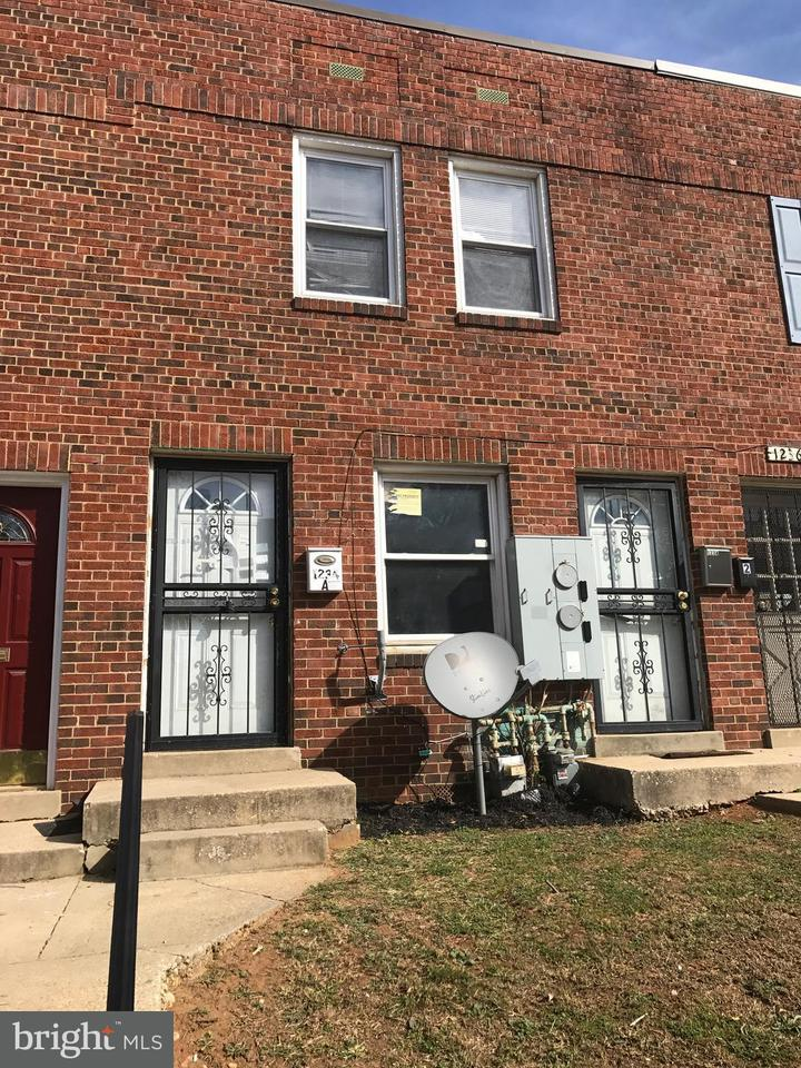 Single Family for Sale at 1234 Simms Pl NE #a Washington, District Of Columbia 20002 United States