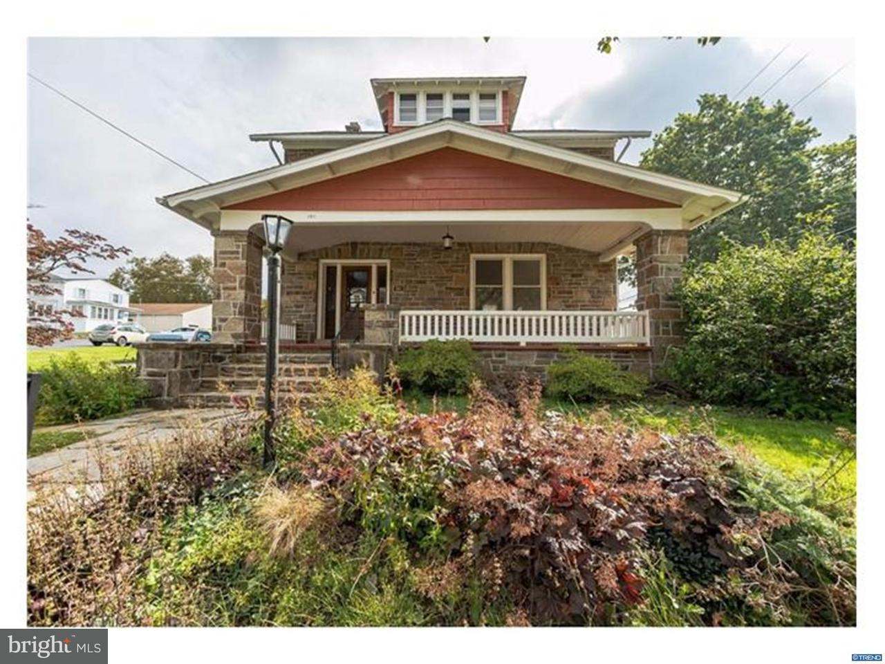 Single Family Home for Rent at 121 MEREDITH Street Kennett Square, Pennsylvania 19348 United States
