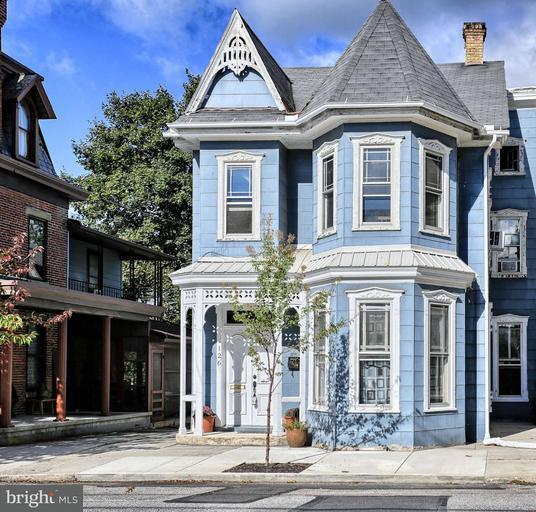 Single Family for Sale at 126 Carlisle St N Greencastle, Pennsylvania 17225 United States