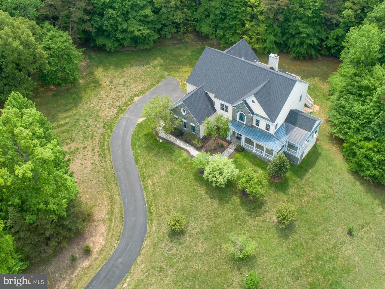 Maison unifamiliale pour l Vente à 10081 Roseland Ridge Road 10081 Roseland Ridge Road Fairfax Station, Virginia 22039 États-Unis