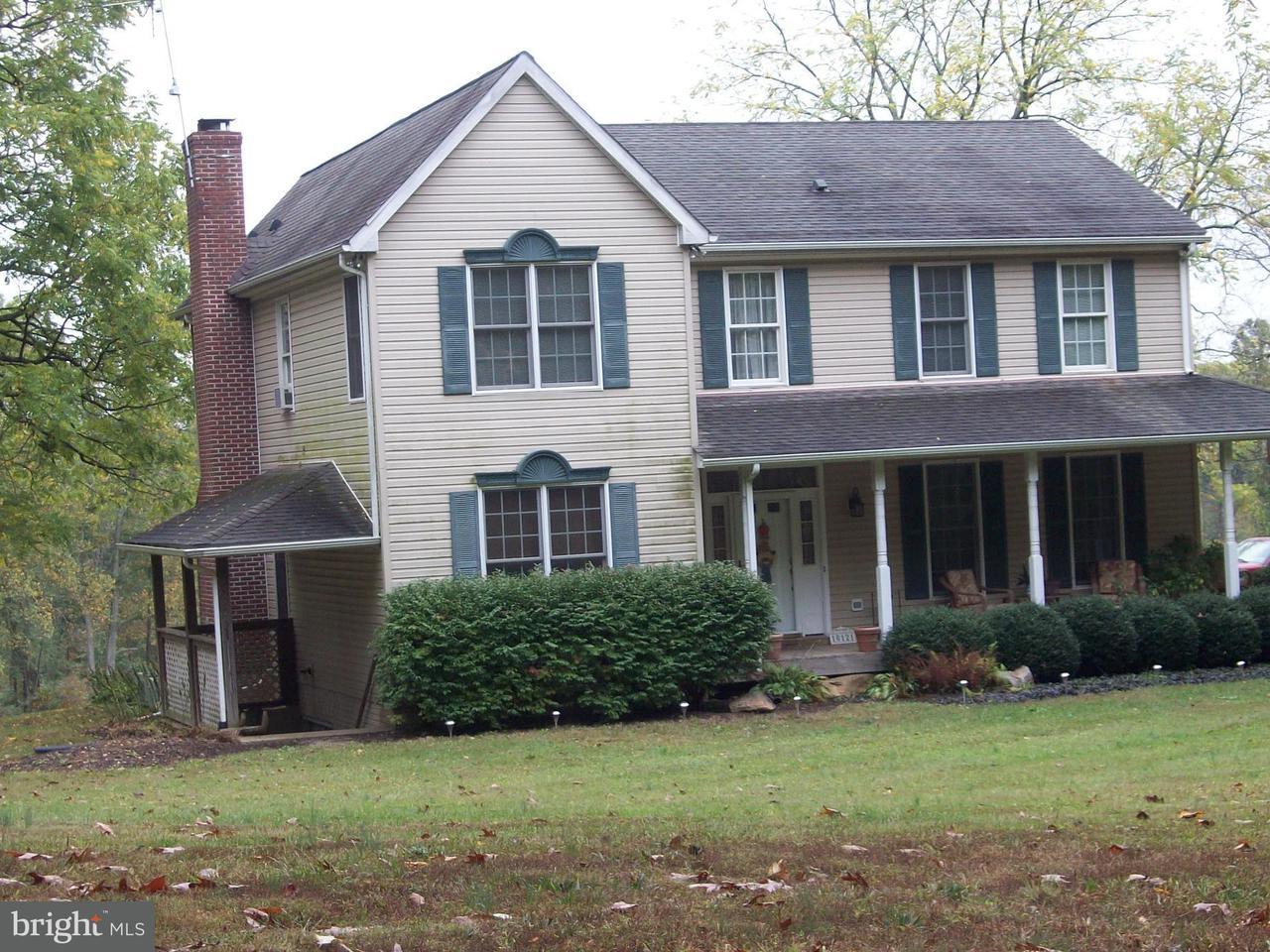 Коммерческий для того Продажа на 10121 Pine Tree Road 10121 Pine Tree Road Woodsboro, Мэриленд 21798 Соединенные Штаты