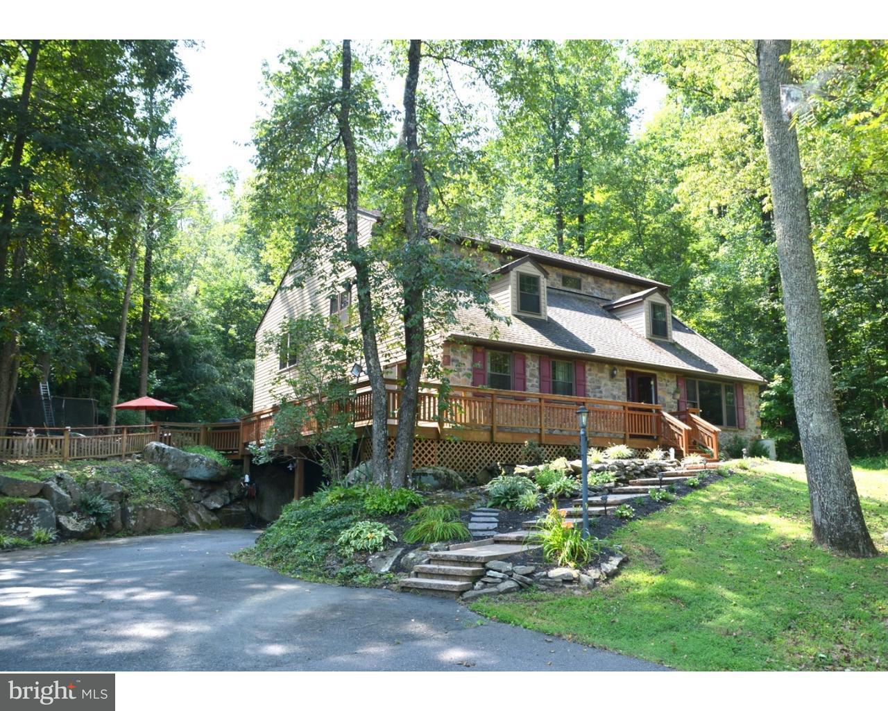 Μονοκατοικία για την Πώληση στο 2852 HAUCK Road Green Lane, Πενσιλβανια 18054 Ηνωμενεσ Πολιτειεσ