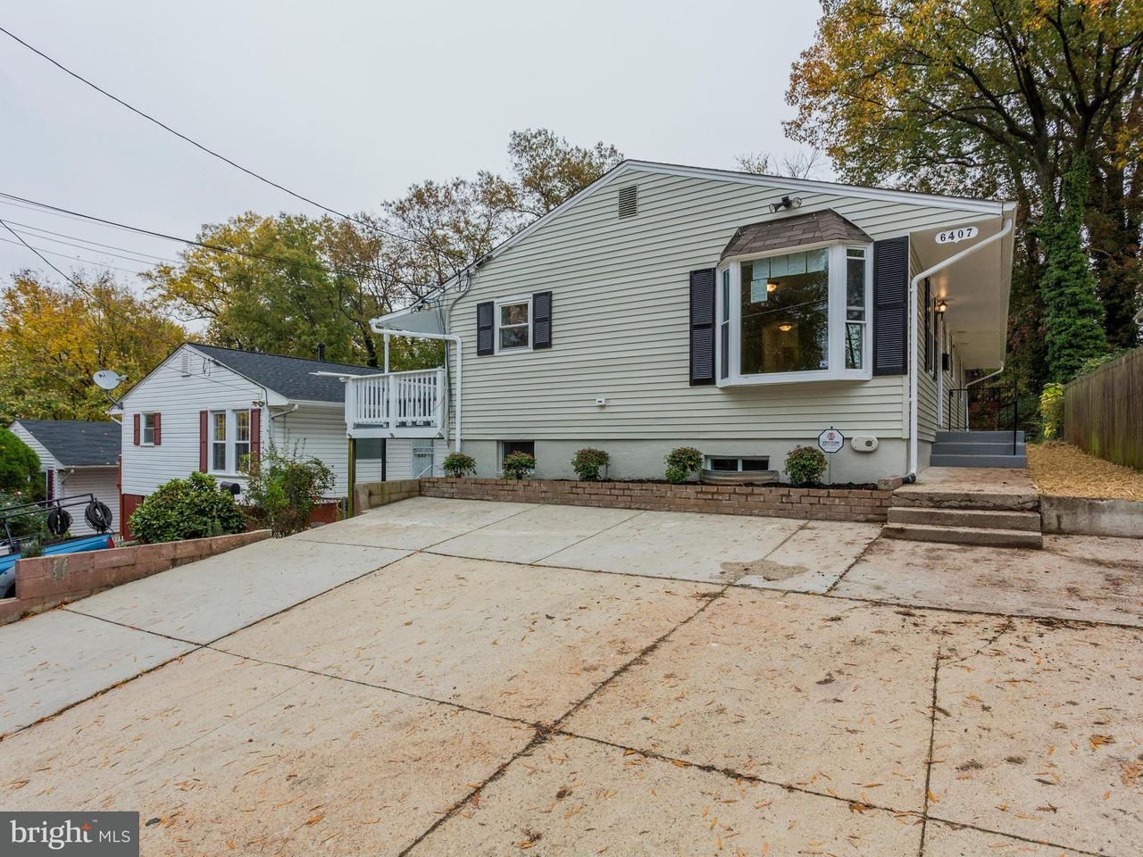 Single Family Home for Sale at 6407 5th Avenue 6407 5th Avenue Takoma Park, Maryland 20912 United States