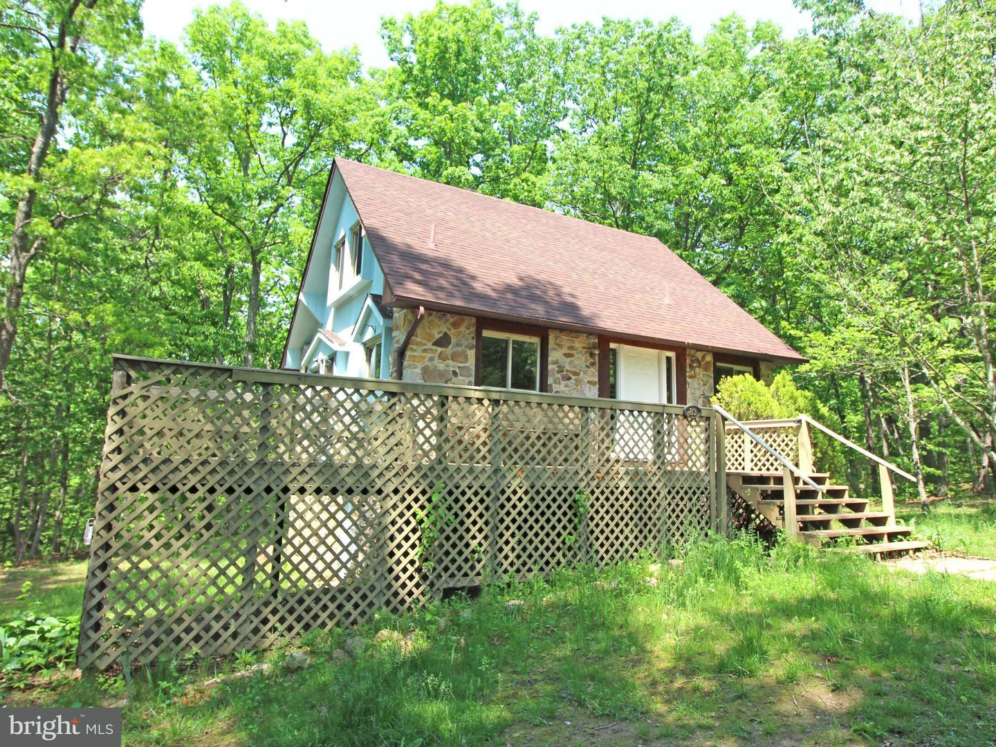 Single Family for Sale at 71 Old Barn Ln Fort Valley, Virginia 22652 United States