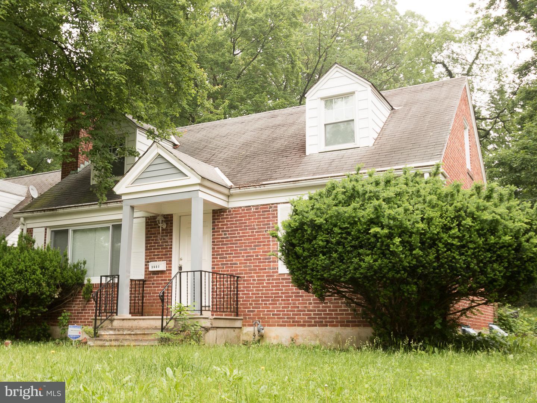 Single Family for Sale at 3607 Lochearn Dr Gwynn Oak, Maryland 21207 United States