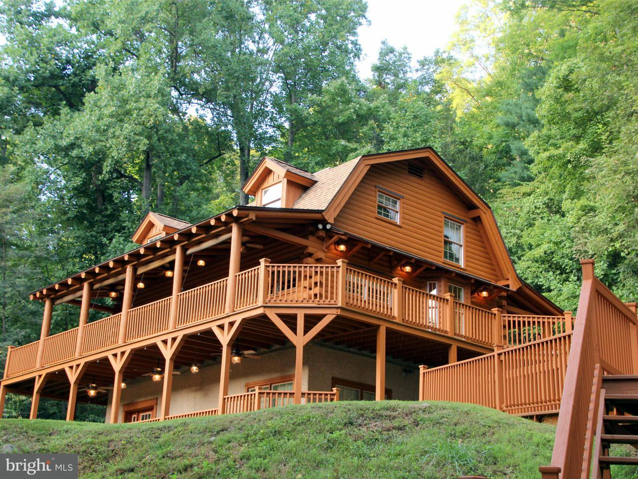 Photo of home for sale at 1048 Courtney Hollow Lane, Madison VA