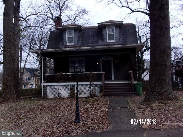 Single Family for Sale at 2803 Lawina Rd Baltimore, Maryland 21216 United States