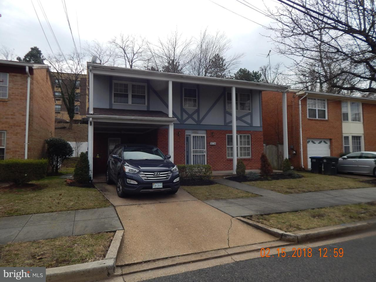 Single Family for Sale at 2424 Skyland Pl SE Washington, District Of Columbia 20020 United States