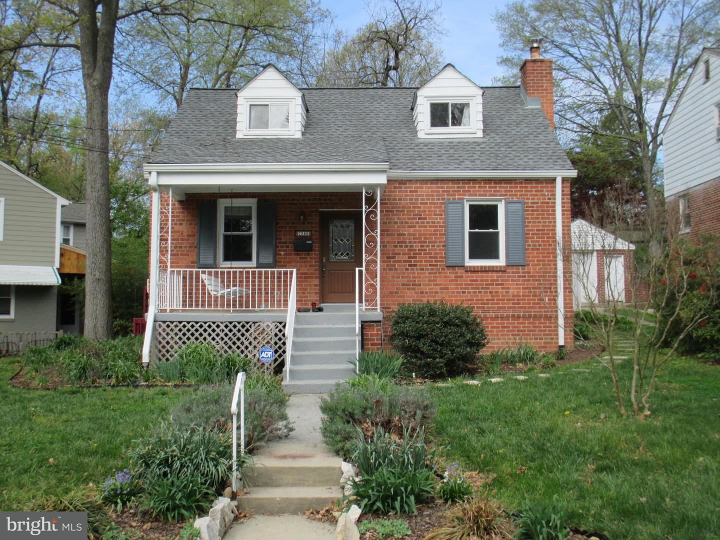 Other Residential for Rent at 7200 14th Ave Takoma Park, Maryland 20912 United States