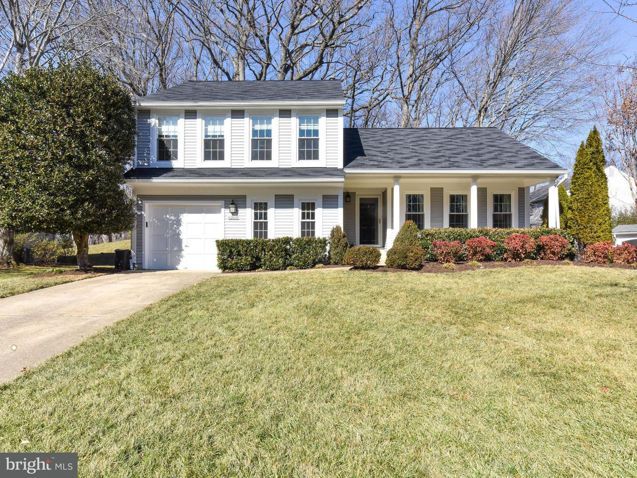 Single Family Home for Sale at 6268 Gentle Lane 6268 Gentle Lane Alexandria, Virginia 22310 United States